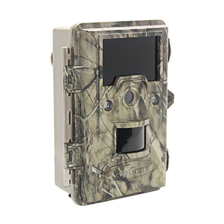 1920X1080 Waterproof 3G Trail Camera With Camera / Video / Dual Mode